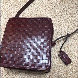 Etienne Aigner Bags - Vintage Etienne Aigner Leather Crossbody Bag